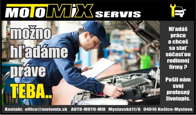 Servis mechanik