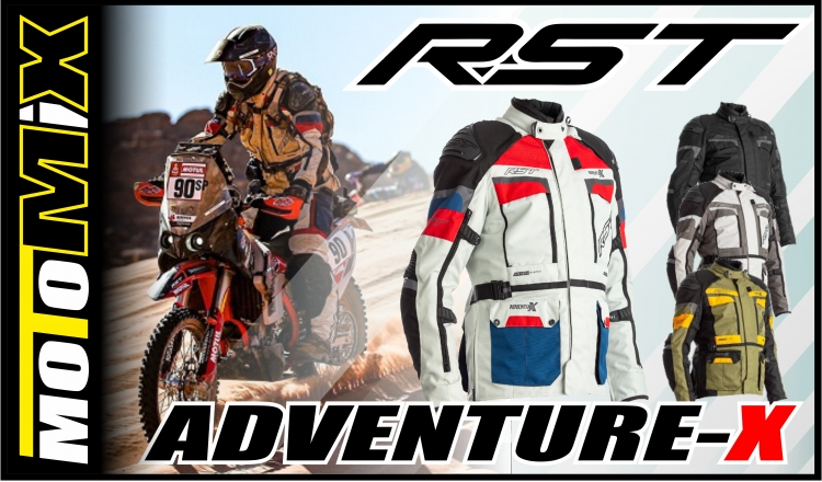 RST ADVENTURE-X