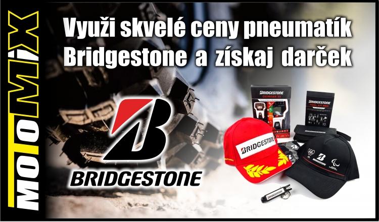 Bridgestone+darček
