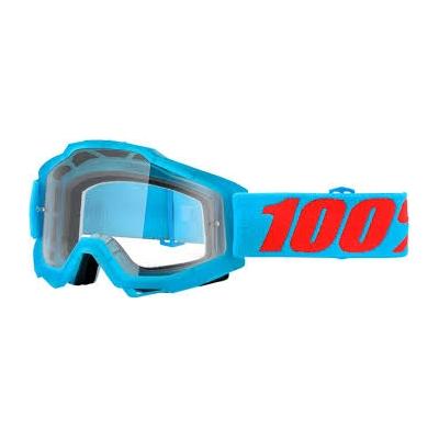 Okuliare 100% Accuri acidulous - číre