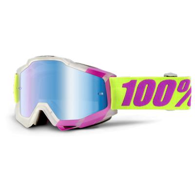 Okuliare 100% Accuri tootaloo - zrkadlové sklo modré