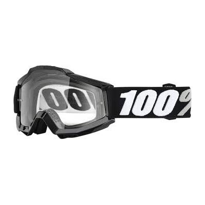 Okuliare 100% Accuri tornado - číre