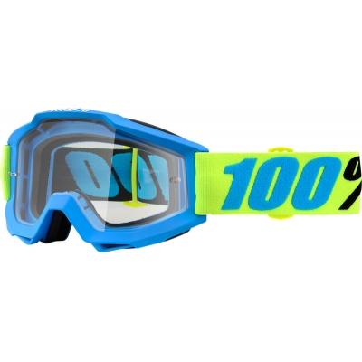 Okuliare 100% Accuri belize - číre
