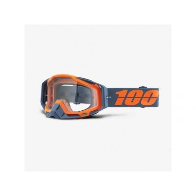 Okuliare 100% Racecraft Kilroy - číre