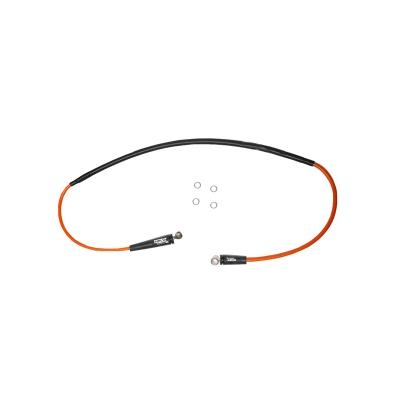 Brzdová hadica predná KTM oranžová