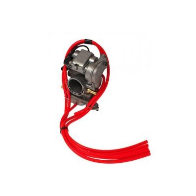 Hadica karburatora - sada 4T červená