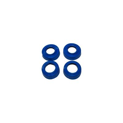 Chránič ložísk kolies modrý Husaberg, KTM