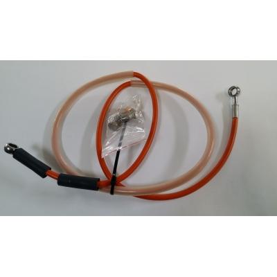 Brzdová hadica predná KTM SXF450 oranžová