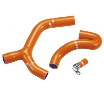 Hadice silikónové - KTM oranžová