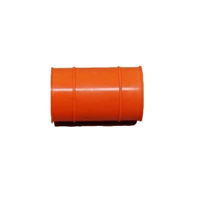Spojka výfuku 4MX oranžová - 22mm