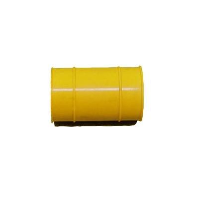 Spojka výfuku 4MX žltá - 22mm