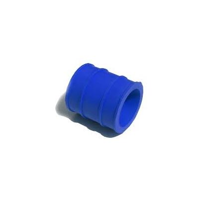 Spojka výfuku 4MX modrá - 30mm