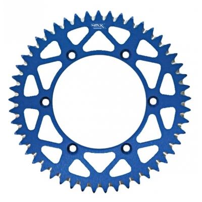 Rozeta 51z. 4MX hliníková modrá - Suzuki