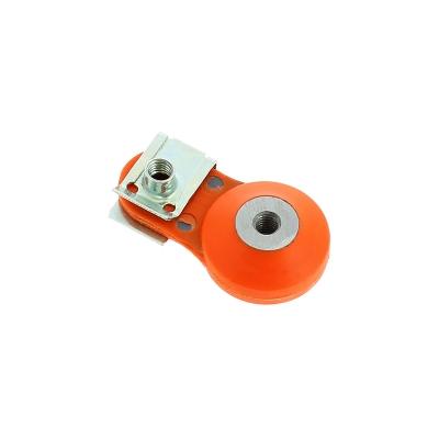 Držiak výfuku 4MX oranžový