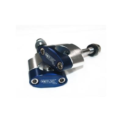 Nadstavce riaditok 4MX 28,6mm - modrá