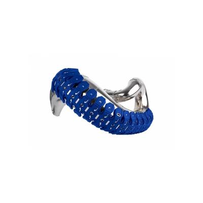 Chránič výfuku 4MX, modrý