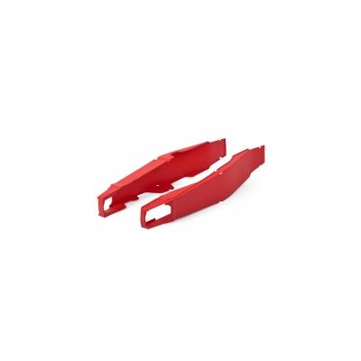 Kryty zadnej vidlice 4MX CRF250R/450 18-20, červené