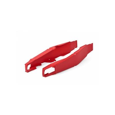 Kryty zadnej vidlice 4MX GASGAS EC/XC250/300, červené