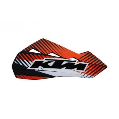 Chránič páčok 4MX KTM, oranžový