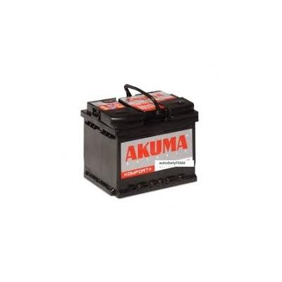 Akumulátor AKUMA AVL380 12V 80Ah 680A