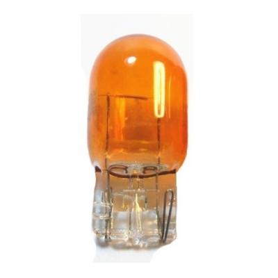 Žiarovka 12V 21W napichovacia oranžová