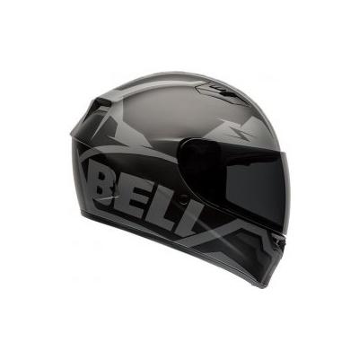 Prilba BELL Qualifier Momentum čierno sivá, veľkosť L, na motorku