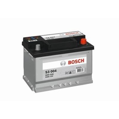 Akumulátor BOSCH 12V 53Ah 500A