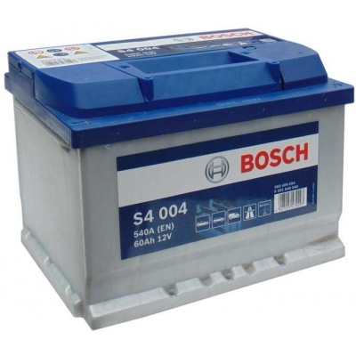 Akumulátor BOSCH 12V 60Ah 540A