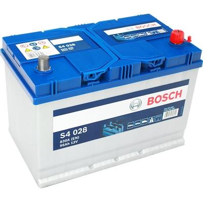 Akumulátor BOSCH 12V 95Ah 830A