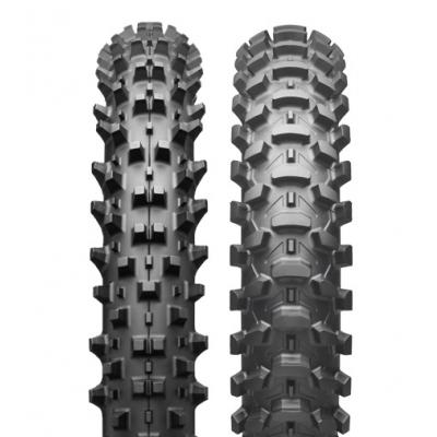 Pneumatiky Bridgestone X10R 110/90-19 62M TT