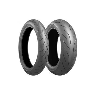 Pneumatiky Bridgestone S21F 120/70-17 58W TL