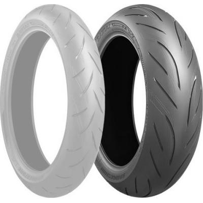 Pneumatiky Bridgestone S21R 190/55-17 75W TL