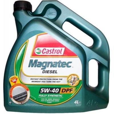 Olej Castrol MAGNATEC Diesel 5W40 B4 4L