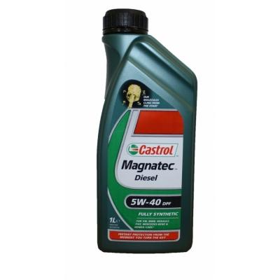 Olej Castrol MAGNATEC Diesel 5W40 B4 1L