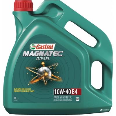 Olej Castrol MAGNATEC Diesel 10W40 B4 4L