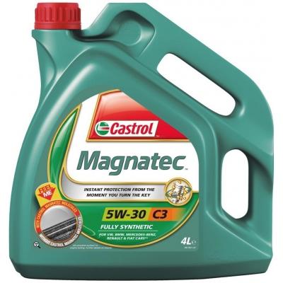 Olej Castrol MAGNATEC 5W30 C3 4L