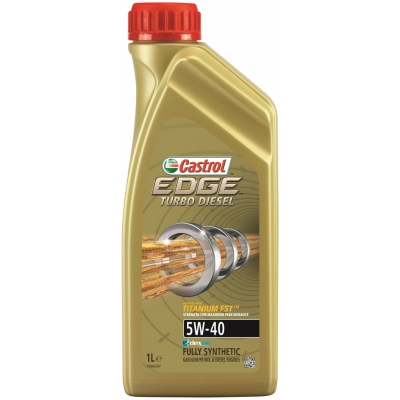 Olej Castrol EDGE Turbo Diesel 5W40 1L
