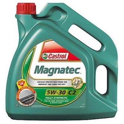 Olej Castrol MAGNATEC 5W30 C2 4L