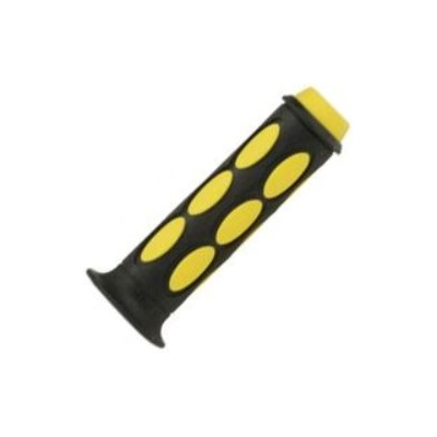 Rukoväte/ gripy Domino čierno-žlté 4