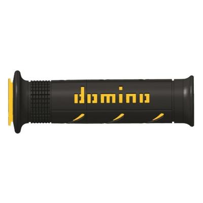 Rukoväte/ gripy Domino čierno-žlté 5