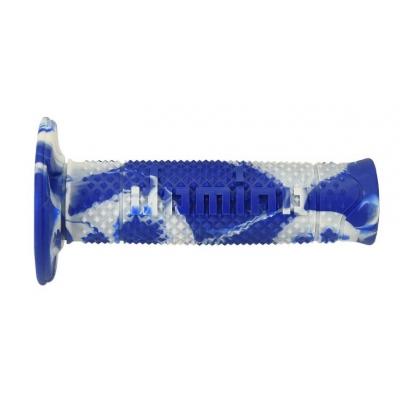Rukoväte/ gripy Domino modro-biele 2