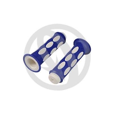 Rukoväte/ gripy Domino modro biele