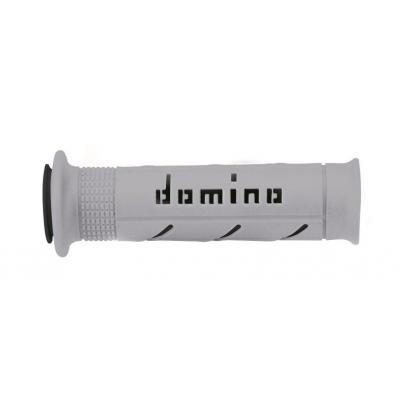 Rukoväte/ gripy Domino sivo-čierne 125mm