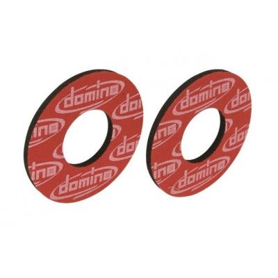 Krúžok na riaditká Domino - pár, červená farba