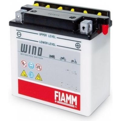 Akumulátor FIAMM 6V 10Ah B38-6A