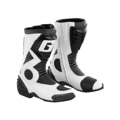 Cestné čižmy Gaerne G-Evolution Five čierno-biele, na motorku