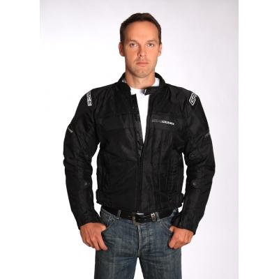 Pánska textilná bunda GPI - čierna