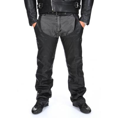 Univerzálne chapsové nohavice - kožené GPI