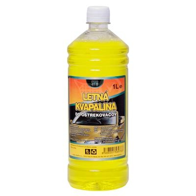 Letná zmes do ostrekovačov - citrón 1L