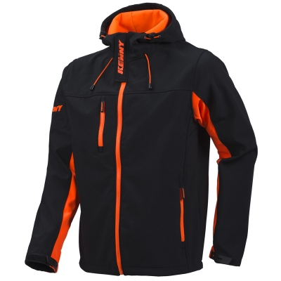 BUNDA KENNY RACING SOFTSHELL PANSKY CIERNA